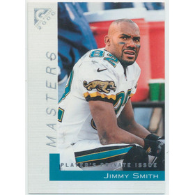2000 Topps Gallery - Jimmy Smith Player's Private Issue #130 170/250