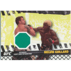 2010 Topps UFC - Melvin Guillard Fight Mat Relics #FM-MG