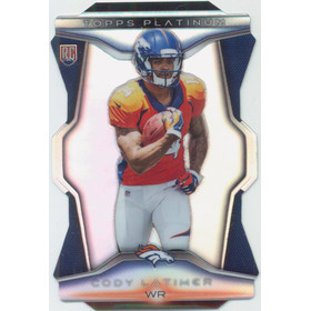 2014 Topps Platinum - Cody Latimer Rookie Die Cut #PDC-CL