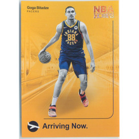 2019-20 Hoops - Goga Bitadze Arriving Now #9