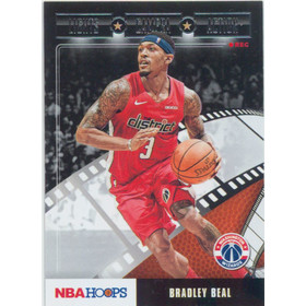 2019-20 Hoops - Bradley Beal Lights Camera Action #11