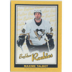 2005-06 BEEHIVE - MAXIME TALBOT #141 ROOKIE