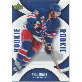 2006-07 MINI JERSEY COLLECTION - NIGEL DAWES #118 ROOKIE