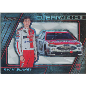 2016 Torque - Ryan Blaney Clear Vision #18