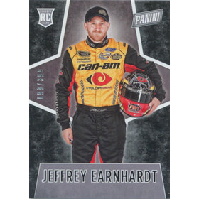 2016 Panini Black Friday - Jeffrey Earnhardt #74 99/399