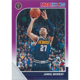 2019-20 Hoops - Jamal Murray Purple #46