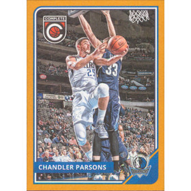 2015-16 Complete - Chandler Parsons Gold #173
