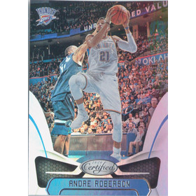2018-19 Certified - Andre Roberson Mirror #130