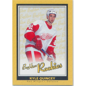 2005-06 BEEHIVE - KYLE QUINCEY #167 ROOKIE