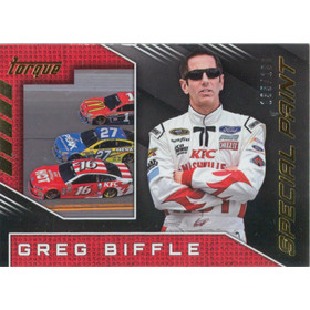 2016 Torque - Greg Biffle Special Paint Gold #SP7 135/199