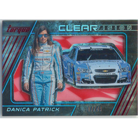 2016 Torque - Danica Patrick Clear Vision Red #24 7/49