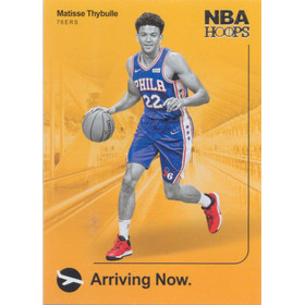 2019-20 Hoops - Matisse Thybulle Arriving Now #3
