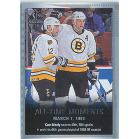 2015-16 SP AUTHENTIC - CAM NEELY #141 ALL-TIME MOMENTS