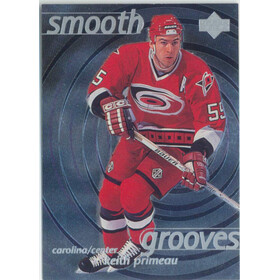 1997-98 UPPER DECK - KEITH PRIMEAU #SG55 SMOOTH GROOVES