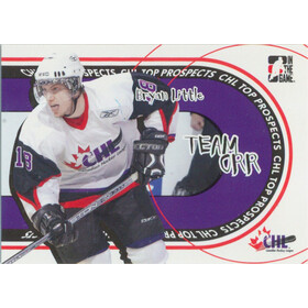 2005-06 HEROES AND PROSPECTS - BRYAN LITTLE #TO-14 TEAM ORR
