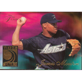 1994 Flair - James Mouton Wave of the Future 7
