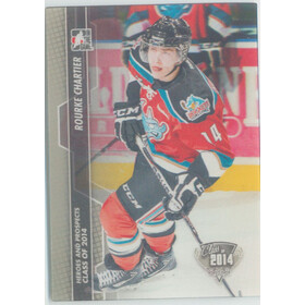 2013-14 HEROES AND PROSPECTS - ROURKE CHARTIER #163