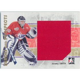2007-08 HEROES AND PROSPECTS - JEREMY SMITH #112