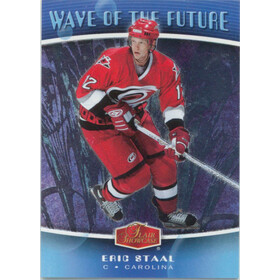2006-07 FLAIR SHOWCASE - ERIC STAAL #WF8 WAVE OF THE FUTURE