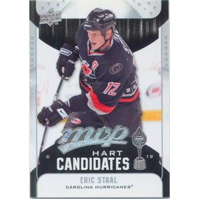 2009-10 MVP - ERIC STAAL #HC6 HART CANDIDATE