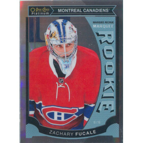 2015-16 O-PEE-CHEE PLATINUM - ZACHARY FUCALE #M37 MARQUEE ROOKIE