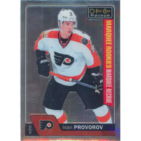 2016-17 O-PEE-CHEE PLATINUM - IVAN PROVORO #156 MARQUEE ROOKIE