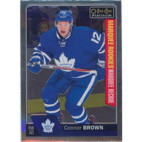 2016-17 O-PEE-CHEE PLATINUM - CONNOR BROWN #175 MARQUEE ROOKIE