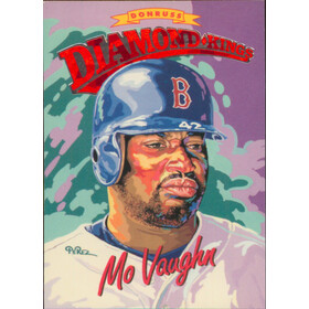 1994 Donruss - Mo Vaughn Diamond Kings #DK-2