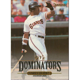 1994 Donruss - Barry Bonds 90's Dominators #2