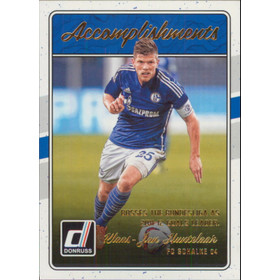 2016-17 Donruss Soccer - Klaas-Jan Huntelaar Accomplishments #11