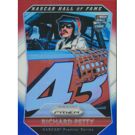 2016 Prizm - Richard Petty Red White & Blue #92