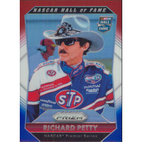 2016 Prizm - Richard Petty Red White & Blue #90