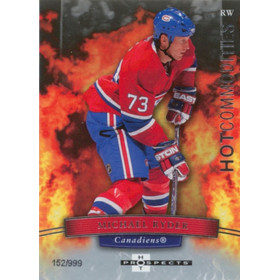2007-08 HOT PROSPECTS - MICHAEL RYDER #137 HOT COMMODITIES 152/999