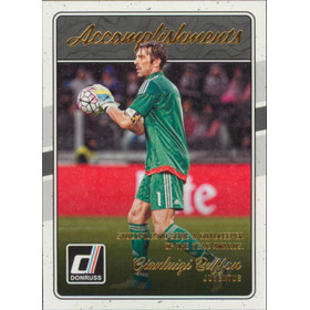 2016-17 Donruss Soccer - Gianluigi Buffon Accomplishments #15