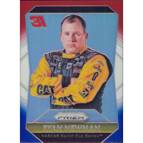 2016 Prizm - Ryan Newman Red White & Blue #31