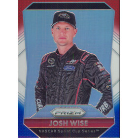 2016 Prizm - Josh Wise Red White & Blue #43