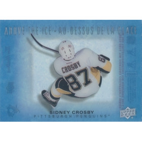 2015-16 TIM HORTONS - SIDNEY CROSBY #AI-SC ABOVE THE ICE