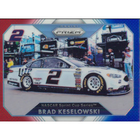 2016 Prizm - Brad Keselowski Red White & Blue #48