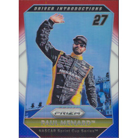 2016 Prizm - Paul Menard Red White & Blue #90