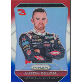 2016 Prizm - Austin Dillon Red White & Blue #3