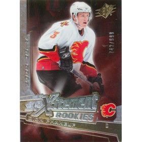 2005-06 SPX - DION PHANEUF #XR-DP XCITEMENT ROOKIES 742/999