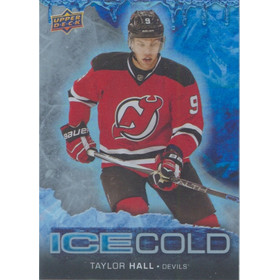 2017-18 OVERTIME - TAYLOR HALL #IC-13 ICE COLD