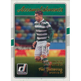 2016-17 Donruss Soccer - Teo Gutierrez Accomplishments #19