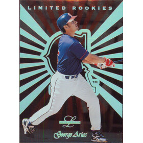 1996 Leaf Limited - George Arias Limited Rookies #10