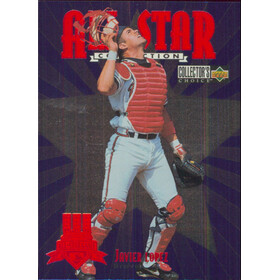 1997 Collector's Choice - Javier Lopez All-Star Connection #44