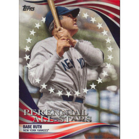 2019 Topps Update - Babe Ruth Perennial All-Stars #PAS-1