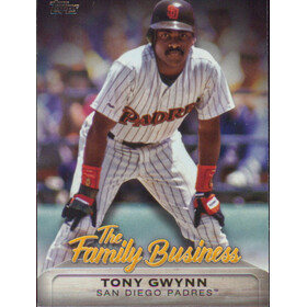 2019 Topps Update - Tony Gwynn The Family Business #FB-16