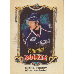 2008-09 CHAMP'S - NIKITA FILATOV #167 ROOKIE
