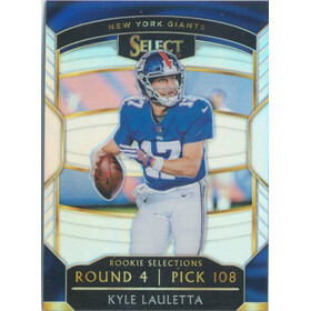 2018 Select - Kyle Lauletta Rookie Selections Prizm #RS-22