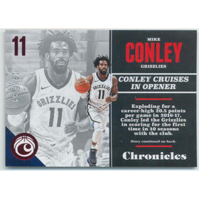 2017-18 Chronicles - Mike Conley Red #72 198/299